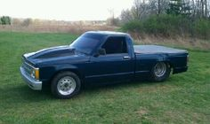 1988 s10 drag truck