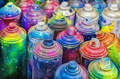sprey boya ile plastik boyama