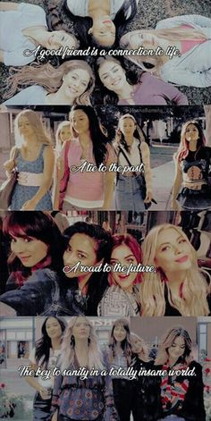 Pretty Little Liars Quotes, Pretty Little Liers, Series Movies, Movies And Tv Shows, Pll Cast, Aria Montgomery, Film Books, Best Series, Most Romantic