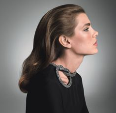 beautifulcharlotte:  Charlotte Casiraghi, in Gucci, for W Magazine, October 2014