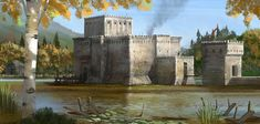 Medieval Castles - Interesting Facts - Medieval Weapons Info