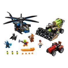 LEGO DC Comic Super Heroes - Batman: Recolta de spaima Scarecrow (76054), jucarii LEGO ieftine de Craciun