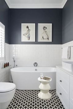 Thrill Your Site visitors with These 30 Cute Half-Bathroom Styles Fifty percent . - Thrill Your Site visitors with These 30 Cute Half-Bathroom Styles Fifty percent Washroom Ideas-Your - Bathroom Styling, Bathroom Interior Design, New Bathroom Designs, Bad Styling, Bathroom Renos, Bathroom Grey, Bathroom Remodeling, Remodeling Ideas, Bathroom Colors