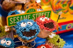 Can you tell me how to get… to a Sesame Street-themed birthday party? (!!) | Offbeat Mama