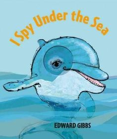 Look through each eye-catching spy hole to count a new underwater creature! There are many colorful creatures to find under the sea. Look through the spy hole and use the clues to guess the creature,