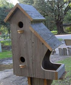 Birdhouseman- Hand Made Rustic Birdhouses