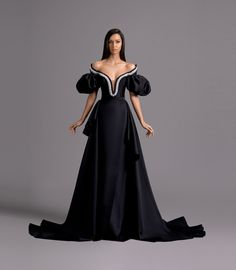 Types Of Dresses, Cute Dresses, Prom Dresses, Haute Couture Gowns, Couture Fashion, Prom Outfits, Classy Outfits, Fantasy Dress, Headdress