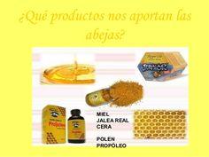 La miel  La miel es un fluido dulce y viscoso producido por las abejas a partir del néctar de las flores. Las abejas lo re...