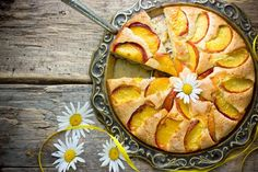 Apple Pie, Yogurt, Eat, Food, Holidays, Drink, Medium, Colorful Desserts, Apricot Tart