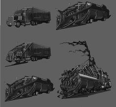 zombie apocalypse vehicle - Пошук Google