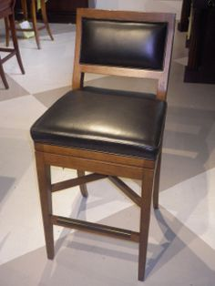 Hancock and More Swivel Barstool For more information visit www.CalAuctions.com