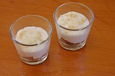 Kokos Dessert, ein sehr schönes Rezept aus der Kategorie Dessert. Bewertungen: 2. Durchschnitt: Ø 3,3.