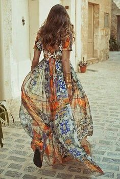 Long Dress ♡ #ModaParaDepoisDeEmagrecer