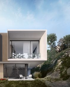 House in Norway Norway, Villa, Van, Mirror, Luxury, House, Inspiration, Furniture, Home Decor