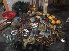 Curious about Curiosity: Ditch the Plastic and Value the Vintage! Vintage Tools, Vintage Items, How Does Learning Happen, Curiosity Approach, Suitcase Table, Wooden Numbers, Infancy, Wooden Bowls, S Pic