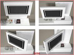 meuble TV pivotant X2 - Dettaglio Prodotto