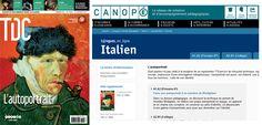 Faire+son+autoportrait+à+la+manière+de+#Modigliani+(italien+A1-A2)+L@ngues_en_ligne+&+TDC,+n°+1008+L'autoportrait