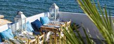 Vivero Beach Club Restaurant - Sitges, Spain - Featured in Viva S Club