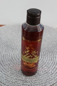 Yves Rocher Shower & Bath Gel, Candied Orange & Cinnamon - review