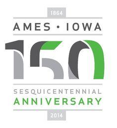 150 Years of Ames, Iowa (USA)