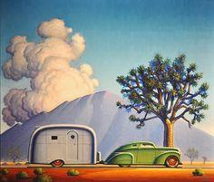 Joshua Tree by Robert LaDuke