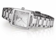 f7d15b4af9c Tissot Women s T057.310.11.037.00 Silver Dial Every Time Watch Tissot.   350.00.