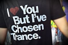 That's too bad, but it's the reality of #Trance.