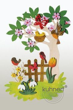 fensterbilder frühling - Google keresés Bunny Crafts, Flower Crafts, Felt Crafts, Easter Crafts, Diy And Crafts, School Board Decoration, School Decorations, Spring Crafts For Kids, Art For Kids