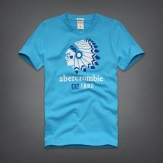 Replica Abercrombie & Fitch A&F AF Mens short sleeve tshirts, Fashion tees