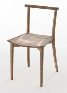 fishline chair by nendo: future primitives project rooms at interieur 2012