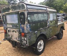 Land Rover Serie 1, Land Rover Defender, Land Rovers, Station Wagon, Jeep, Van, Vehicles, Jeeps, Car