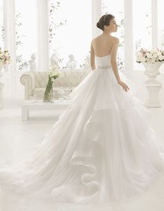 34 Best Aire Barcelona By Rosa Clara From Yris Bridal Images