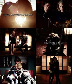 damon to stefan in 7.21 i love this quote soooo much (': - ic… Stefan And Caroline, Caroline Forbes, Vampire Diaries Stefan, Vampire Diaries The Originals, Bonnie Enzo, The Originals 3, Nobodys Perfect, Growing Old Together, How To Apologize