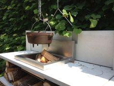 Outdoor kitchen, wwoo