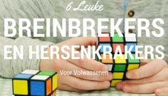 Houd jij van #uitdagingen, #raadsels en #puzzels? Bekijk dan snel https://gadgetstogive.nl/6-hersenkrakers-voor-volwassenen/