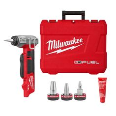 Milwaukee 2532-20 M12 FUEL ProPEX Expander w/ 1/2-1 RAPID SEAL Heads Led Work Light, Work Lights, Battery Tools, Milwaukee Fuel, Cordless Power Tools, Confined Space, Electronic Recycling, Recycling Programs