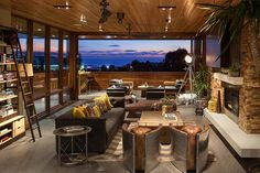 California hillside home is epitome of indoor-outdoor living