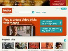 Blubbr est très facile a utiliser et s'appuie sur les vidéos présentes sur YouTube. Vos quizz peuvent porter sur n'importe quel sujet. Après une inscription rapide au service, vous allez pouvoir créer votre premier Quizz. Donnez-lui un titre, puis grâce à un moteur de recherche interne cherchez sur YouTube la vidéo que vous souhaitez utiliser.