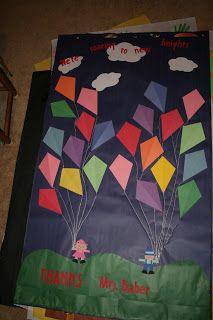 Doodle Bug by Lalah: More Teacher Appreciation door decorations