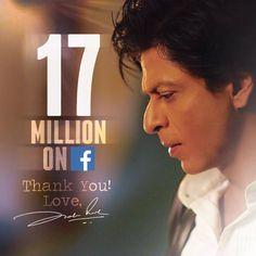Through FB mentions. Congratulations! My Hero.. My Superstar! My Idol!..