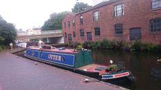 Tug-style narrowboat Narrowboat, Otters, Ted, Style, Swag, Otter
