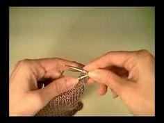 Suspended Bind Off: interesting way to bind off -- Clarissa