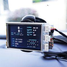 Freematics – OBD-II Telematics Advanced Kit (Arduino MEGA)