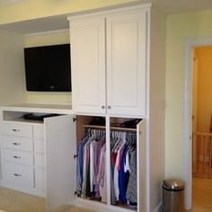 Legal Closet Built Ins, Cool Designs, Entryway, Cabinet, Storage, Projects, Closet, Furniture, Home Decor