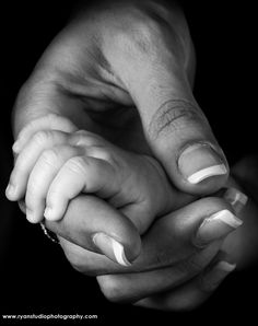 Loving hands by Ryan Photography