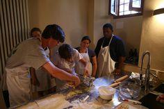 Tagliatelle hand made Chianti Wine, Italian Pasta, Tortellini, Cooking Classes, How To Cook Pasta