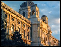 Austria. The palace-like building of the Kunsthistorischesmuseum was never used as a palace - surprisingly, it was constructed to be a museum.(Vienna, Austria)