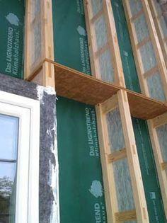 Хотя LignoTrench стены ферменные конструкции предназначены для нагрузк-подшипника, также могут быть прикреплены на существующие стены обшить в модифицированной работу, как Ларсен ферм.