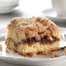 Cinnamon-Streusel coffee cake  Recipe photo