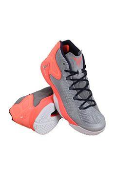 ed3355d06da7e3 Jordan Melo M12 12 Men Basketball Sneakers New Wolf Grey Hyper Orange 14 --  Check